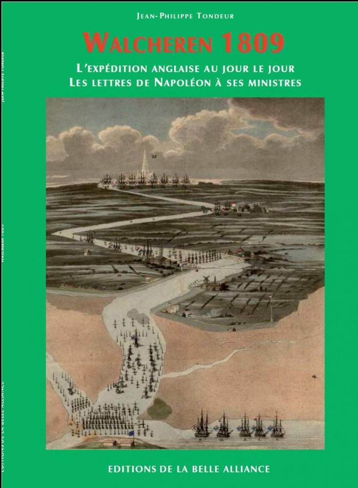 Divers Walcheren 1809 - Couverture